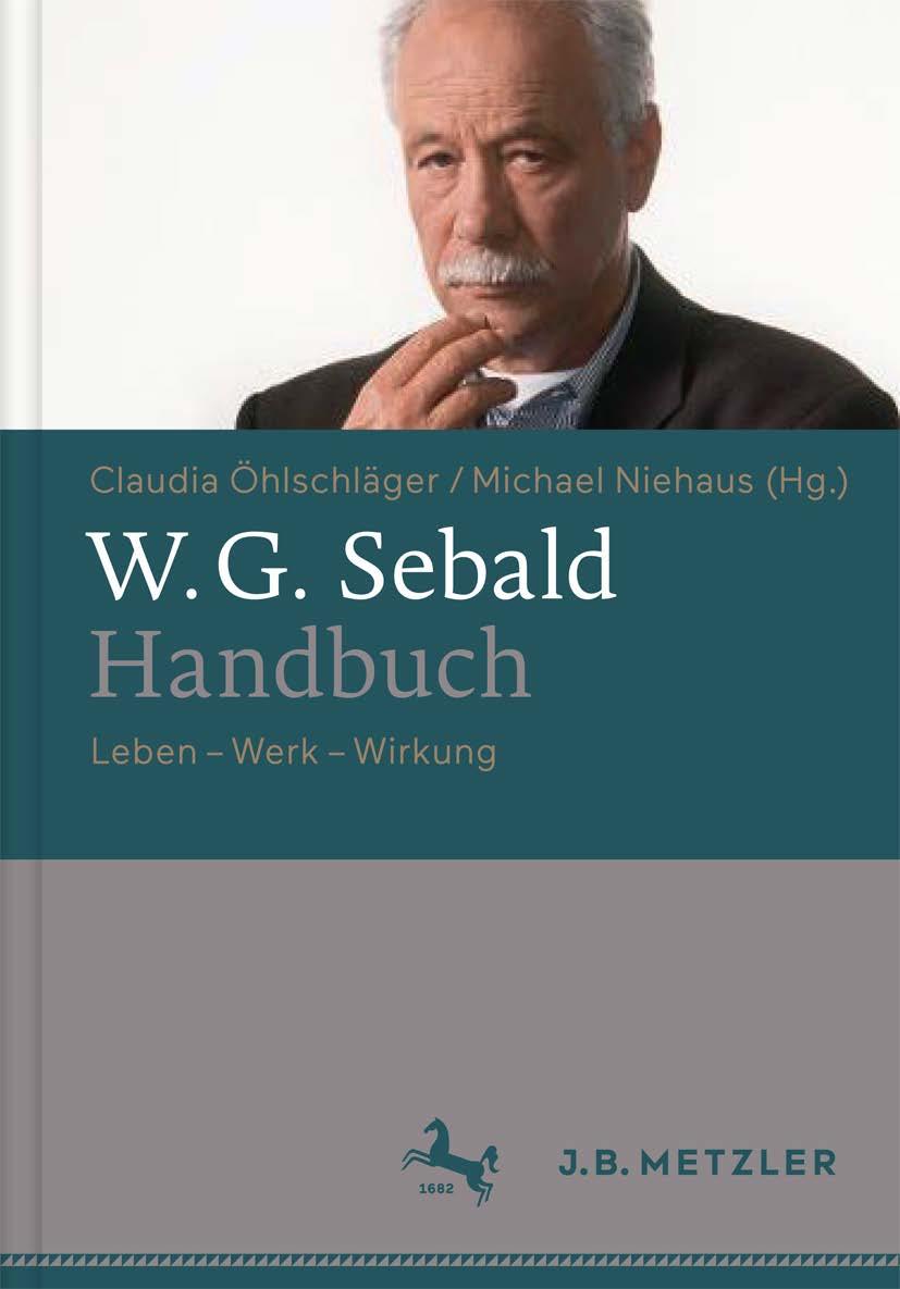 Sebald Handbuch Cover